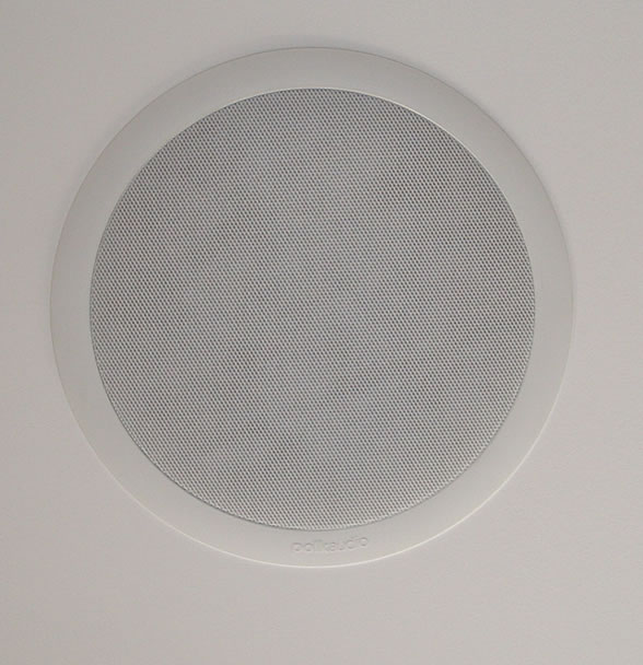bass ceilings ceiling top surround in sound head of speakers